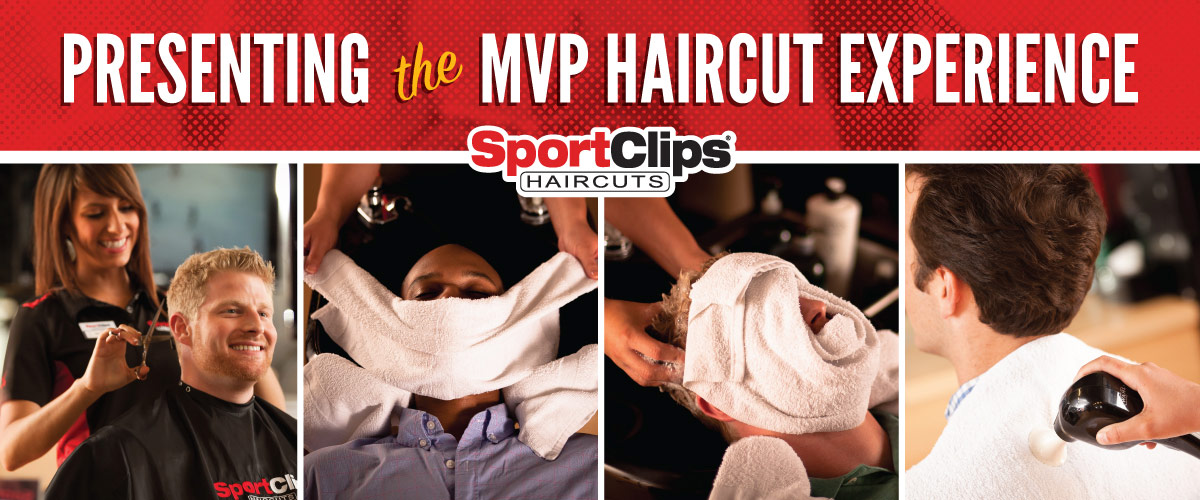The Sport Clips Haircuts of Horizon City (Inside Walmart)  MVP Haircut Experience